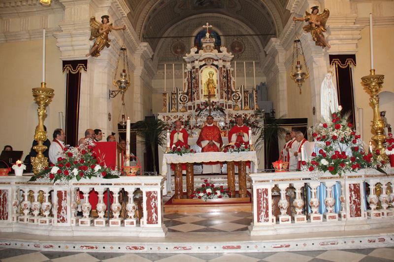 Risultato immagini per chiesa santa barbara sinnai
